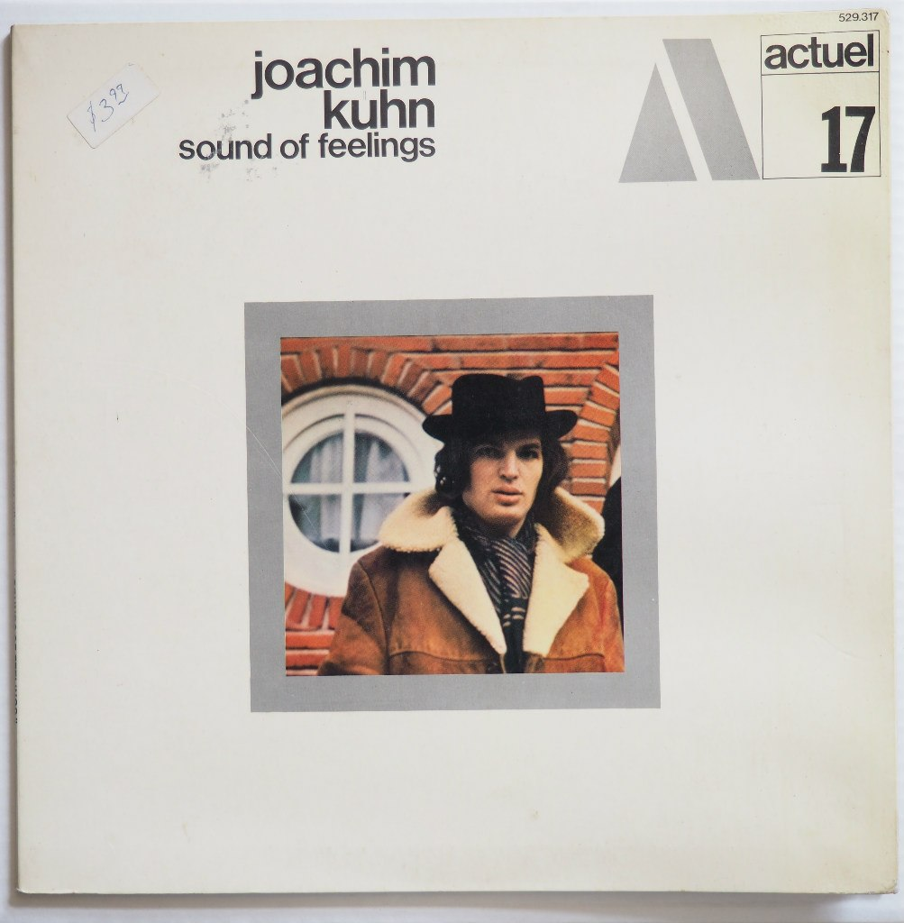 joachim kuhn - sound of feelings actuel 17